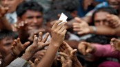 Myanmar mob attacks aid shipment bound for Rohingya area