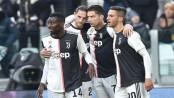 Ronaldo scores 2 as Juventus beats Udinese 3-1