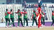 Rubel reaches 100-wicket milestone
