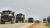 Russia strikes kill 5 civilians in Syria regime advance