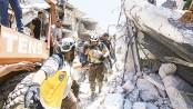 Russian air strikes on Syria market kill 23: Monitor