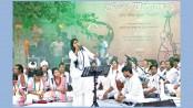 Fifth show of 'Sadhu Mela' held