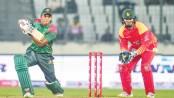 Saifuddin demonstrates his talent in 1st ODI