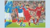 Salah strike salvages Reds into last 16