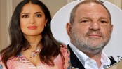 Salma Hayek claims Harvey Weinstein threatened to kill her
