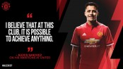 Sanchez signs for Manchester United