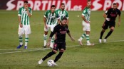 Ramos penalty snatches win for Real Madrid over Betis