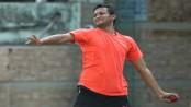 Bangladesh sweat over fitness of Shakib