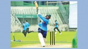 Shakib joins nat'l team practice