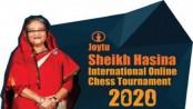 Sheikh Hasina International Online Chess formally inaugurated