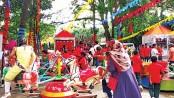Week-long toy fair underway at Shishu Academy