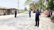 Gazipur city goes under complete lockdown