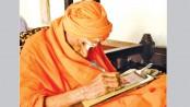 'Walking god' of India, dies