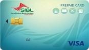 SIBL launches dual prepaid card
