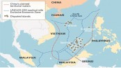 Peaceful settlement on South China Sea is difficult