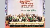 Spread Bangla culture across world: PM