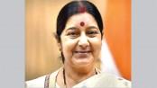 Rohingya, Teesta on agenda as Sushma arrives Sunday