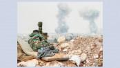 Civilians among 54 dead in anti-IS strike