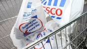 Tesco criticised for deducting £3.4m from plastic bag tax charity donations