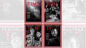 4 journalists, a newspaper are Time's Person of the Year