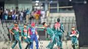 Afghanistan annihilate  Bangladesh