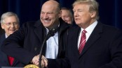 Trump's top economic adviser Cohn resigns