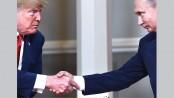 Trump, Putin tout reset in ties