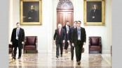 Trump impeachment trial begins