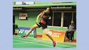Urmi only local player to reach women's single last 16