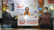 Dinajpur youth wins Tk10 lakh buying Walton fridge