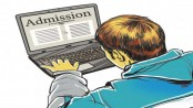 Online admission process starts Thursday