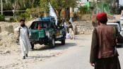 Blast targets Taliban truck in eastern Afghan city