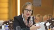 Mia Seppo lauds Bangladesh's Covid control