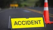 Sexagenarian man killed in Pabna road crash