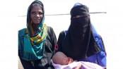 Rohingya woman names her newborn Sheikh Hasina