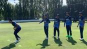 Bangladesh team safe in New Zealand