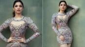 Tamannaah Bhatia's floral dress