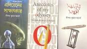 Reporter Deepak Acharjee authors three books