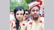 Meherpur couple challenge wedding tradition