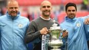 Man City treble better than Champions League for Guardiola