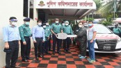 City Bank donates ambulance to Chattogram Metropolitan Police