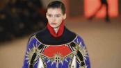 Balmain fashion: Celine gets refined