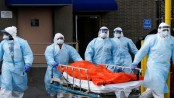 Global COVID-19 death toll nears 2 million