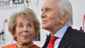 Anne Douglas, widow of Hollywood legend Kirk, dies at 102