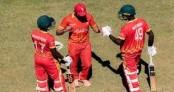 Zimbabwe post highest T20I total vs Bangladesh