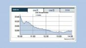 Stocks return to downward trend