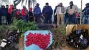 Bullet-hit body of 'drug trader' found in Satkhira