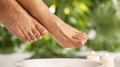 Beauty tips: Homemade foot scrubs