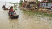 Flood water remains stable in Ganges basin