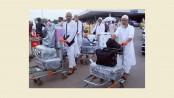 24,735 Hajj pilgrims return home